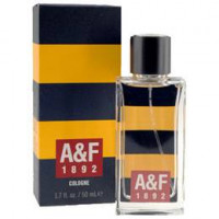 Abercrombie & Fitch A&F 1892 yellow