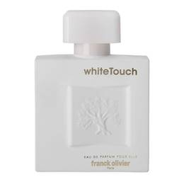 Frank Olivier White Touch
